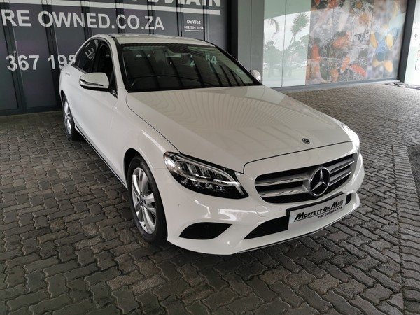 2019 Mercedes-Benz C-Class C220d Auto Eastern Cape Port Elizabeth_0