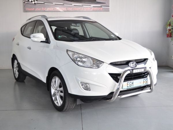 2011 Hyundai iX35 2.0 Gls At  Free State Bloemfontein_0