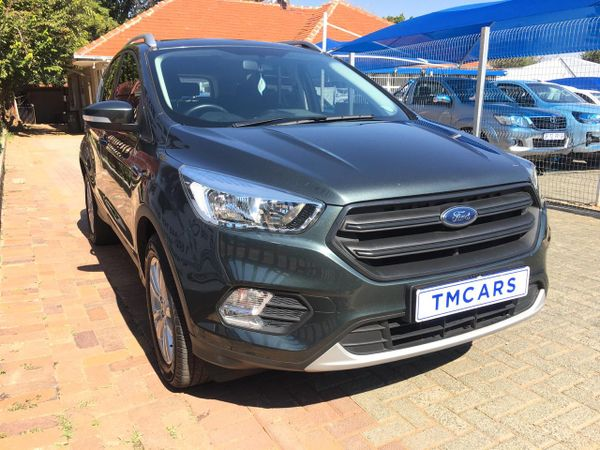 2018 Ford Kuga 1.5 Ecoboost Ambiente Gauteng Bramley_0