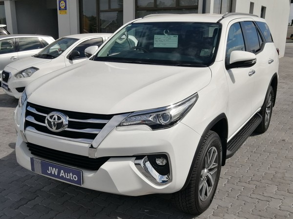 2021 Toyota Fortuner 2.8GD-6 RB Auto Eastern Cape Port Elizabeth_0