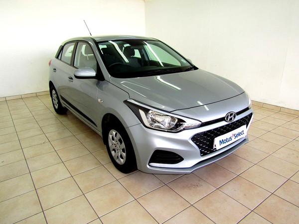 2019 Hyundai i20 1.2 Motion Limpopo Polokwane_0