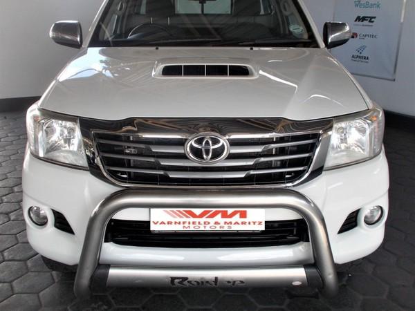 2014 Toyota Hilux 3.0 D-4d Raider Rb Pu Sc  Gauteng Pretoria North_0