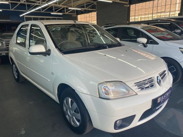 2011 Renault Logan 1.6 Expression  Free State Bloemfontein_0