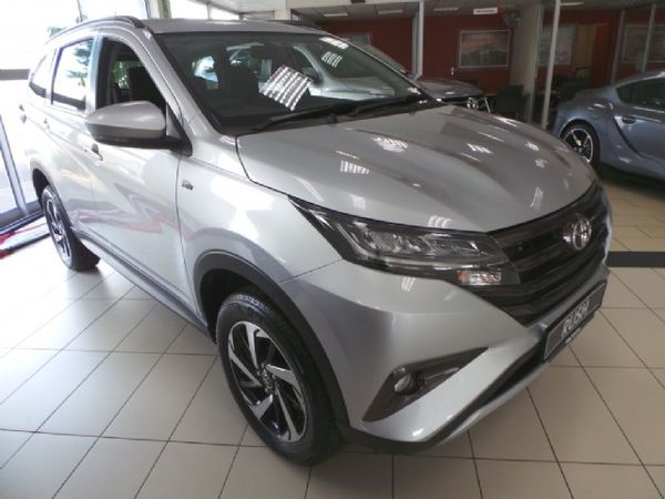 2019 Toyota Rush 1.5 Gauteng Alberton_0