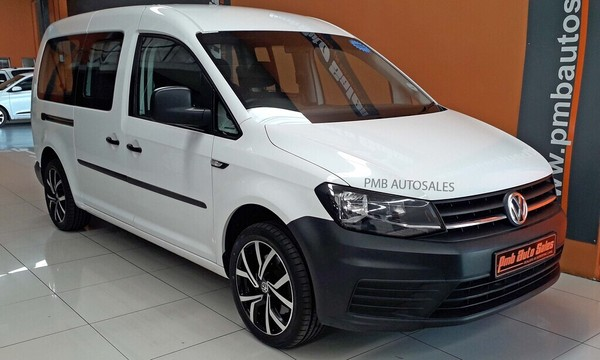 2017 Volkswagen Caddy MAXI Crewbus 2.0 TDi Kwazulu Natal Pietermaritzburg_0