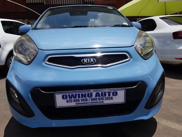 2014 Kia Picanto 1.2 Ex At  Gauteng Johannesburg_0