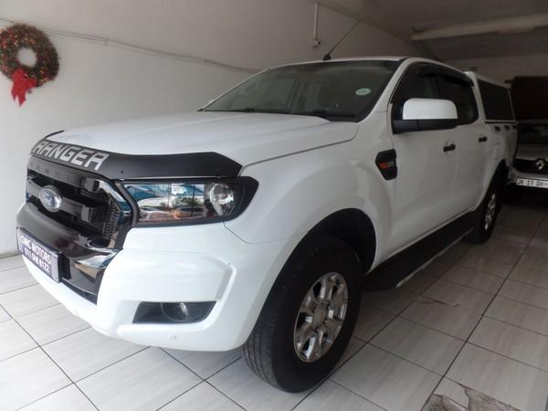 2018 Ford Ranger 2.2TDCi XL Auto Double Cab Bakkie Gauteng Johannesburg_0