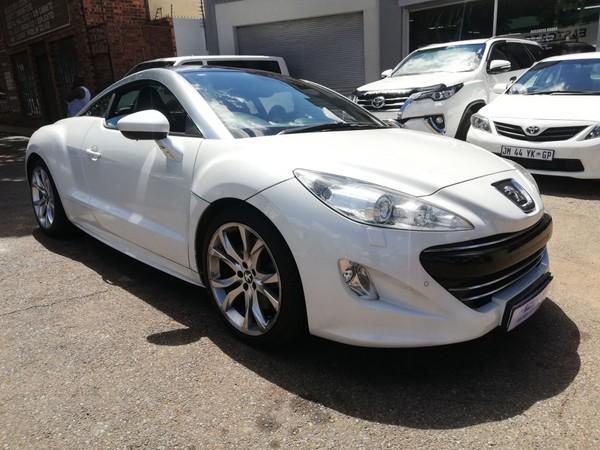 2012 Peugeot RCZ 1.6 Gauteng Johannesburg_0