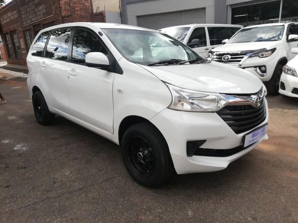 2019 Toyota Avanza 1.5 SX Gauteng Johannesburg_0