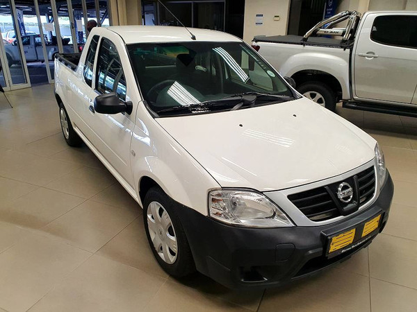 2018 Nissan NP200 1.6 Ac Pu Sc  Mpumalanga White River_0