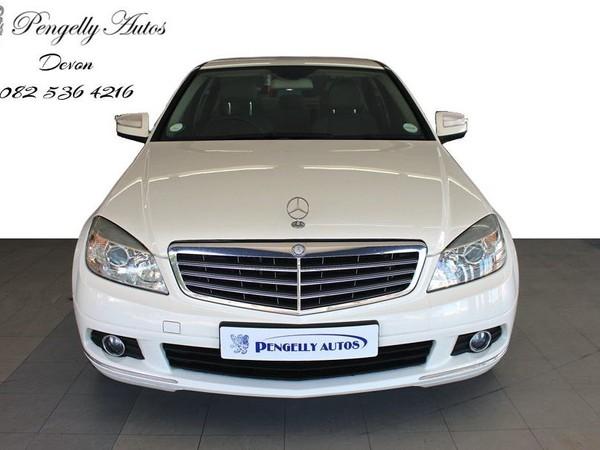 2008 Mercedes-Benz C-Class C220 Cdi Elegance At  Western Cape Tokai_0