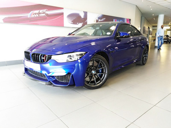 2019 BMW M4 CS Coupe M-DCT Gauteng Four Ways_0