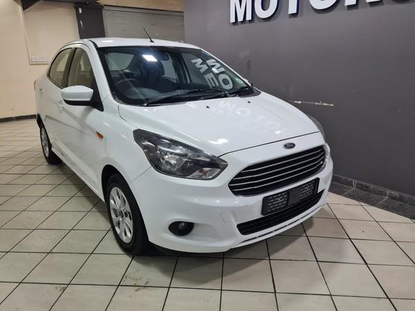 2016 Ford Figo 1.5 Trend Kwazulu Natal Durban_0
