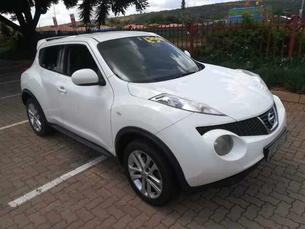 2012 Nissan Juke 1.6 Dig-t Tekna  Gauteng Montanapark_0