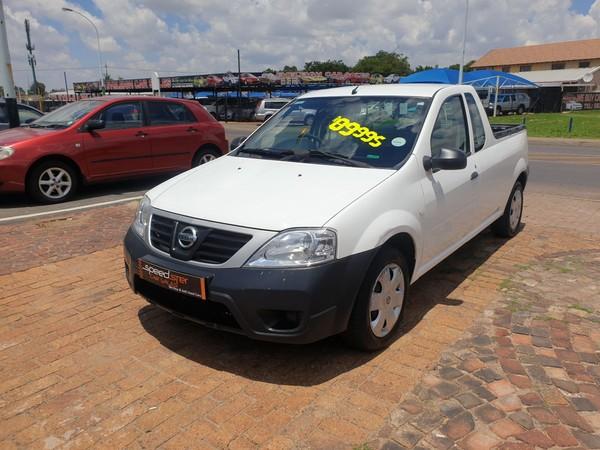 2012 Nissan NP200 1.6 Ac Pu Sc  Gauteng Boksburg_0