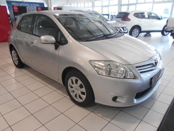 2010 Toyota Auris 1.6 Xi  Western Cape Cape Town_0
