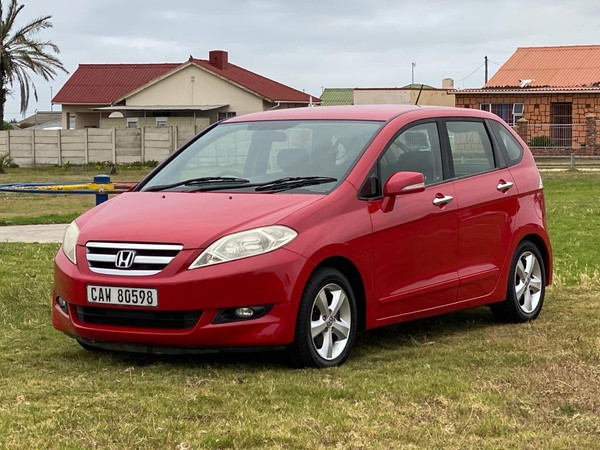 2006 Honda FR-V 2.0  Eastern Cape Port Elizabeth_0