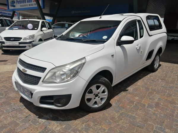 2012 Chevrolet Corsa Utility 1.4 Club Pu Sc  Gauteng Vanderbijlpark_0