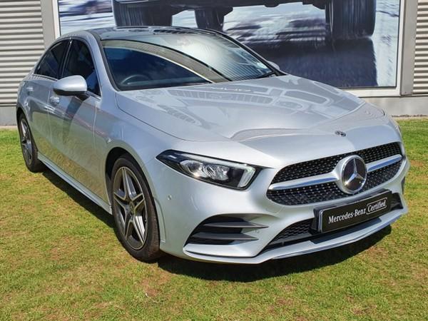 2020 Mercedes-Benz A-Class A250 Sport 4-Door Gauteng Boksburg_0