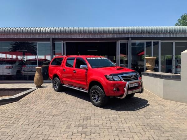 2014 Toyota Hilux 3.0 D-4D LEGEND 45 RB Double Cab Bakkie Mpumalanga Delmas_0