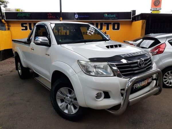 2012 Toyota Hilux 3.0 D-4d Raider Rb Pu Sc  Gauteng Pretoria_0
