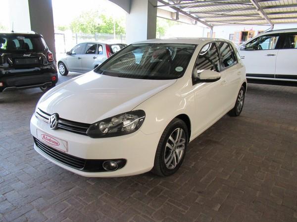 2012 Volkswagen Golf Vi 1.4 Tsi Comfortline  Western Cape Paarl_0