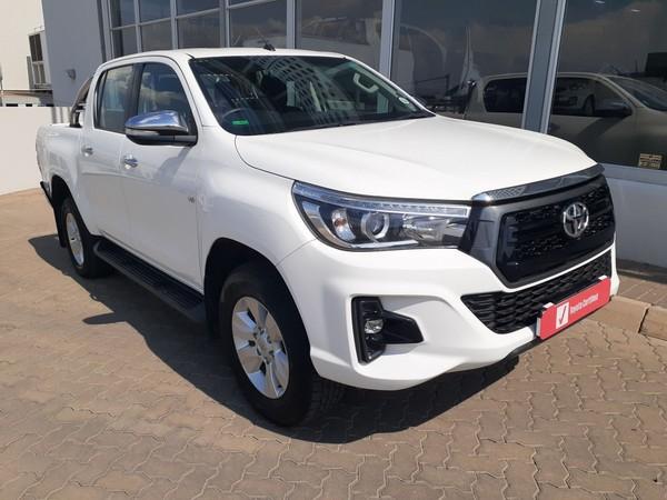 2018 Toyota Hilux 4.0 V6 RB Raider Double Cab Bakkie Auto North West Province Rustenburg_0