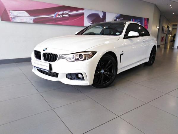 2014 BMW 4 Series Coupe M Sport Gauteng Four Ways_0