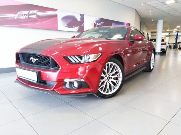 2018 Ford Mustang 5.0 GT Auto Gauteng Four Ways_0