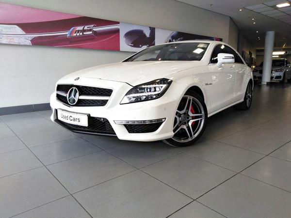 2012 Mercedes-Benz CLS-Class Cls 63 Amg  Gauteng Four Ways_0