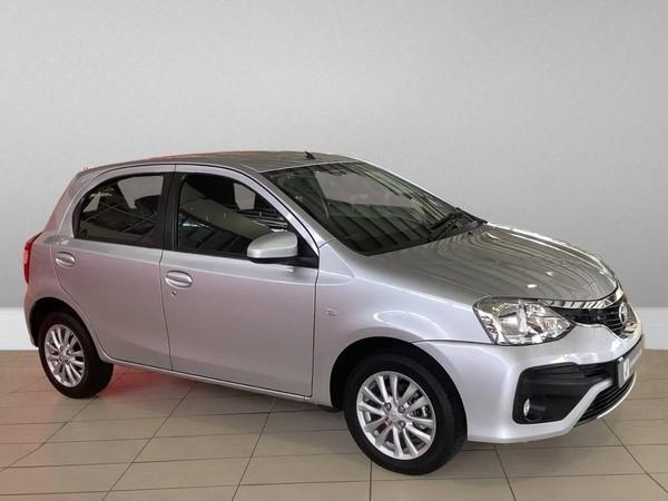 2016 Toyota Etios 1.5 Xs 5dr  Gauteng Sandton_0
