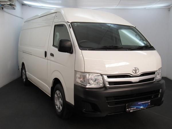 2012 Toyota Quantum 2.7 Lwb Fc Pv  Gauteng Edenvale_0