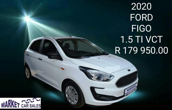 2020 Ford Figo 1.5Ti VCT Ambiente 5-Door Gauteng Johannesburg_0