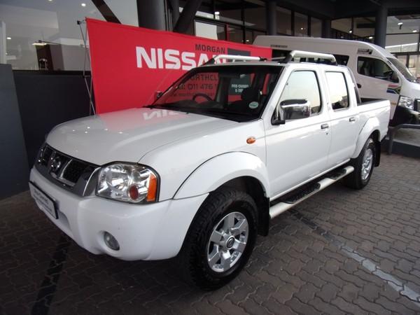 2018 Nissan NP300 Hardbody 2.4i HI-RIDER Double Cab Bakkie Gauteng Johannesburg_0