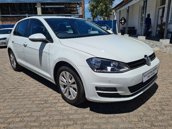2014 Volkswagen Golf Vii 1.4 Tsi Comfortline Dsg  Western Cape Malmesbury_0