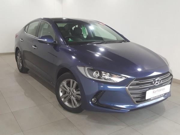 2019 Hyundai Elantra 1.6 Executive Gauteng Roodepoort_0