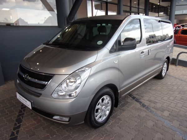 2015 Hyundai H1 Gls 2.4 Cvvt Wagon  Gauteng Johannesburg_0