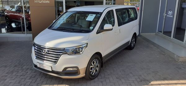 2019 Hyundai H1 2.5 CRDI Wagon Auto Gauteng Randburg_0