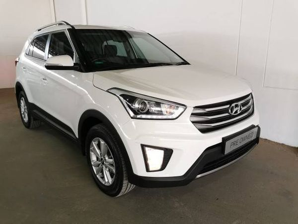 2018 Hyundai Creta 1.6D Executive Auto Gauteng Pretoria_0