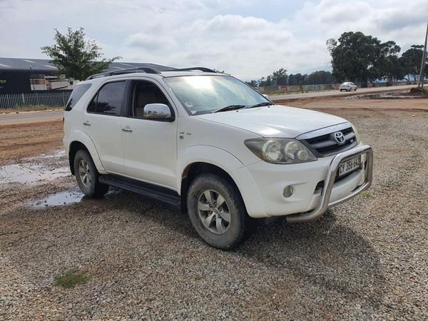 2007 Toyota Fortuner 4.0 V6 Raised Body  Gauteng Lenasia_0