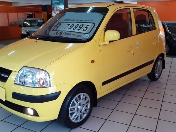 2006 Hyundai Atos 1.1 Gls At  Western Cape Goodwood_0