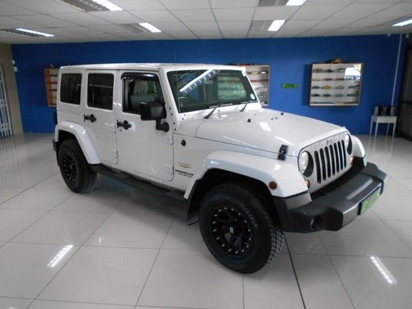 2012 Jeep Wrangler Unlimited 3.6l V6 At  Free State Bloemfontein_0