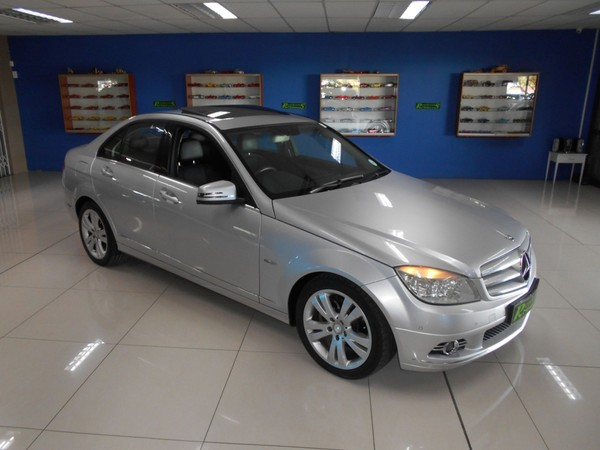 2011 Mercedes-Benz C-Class C200 Cgi Be Classic At  Free State Bloemfontein_0