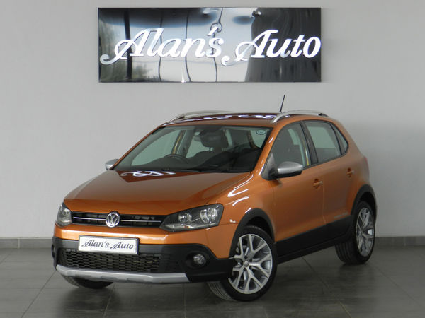 2015 Volkswagen Polo Cross 1.2 TSI Mpumalanga Mpumalanga_0
