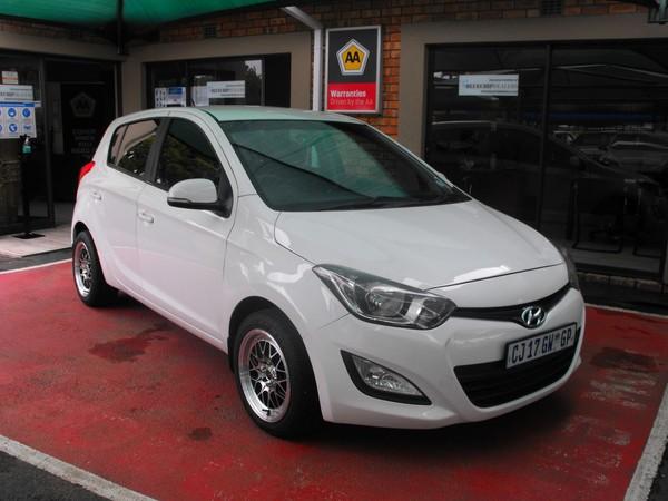 2013 Hyundai i20 1.4 Fluid  Gauteng Boksburg_0