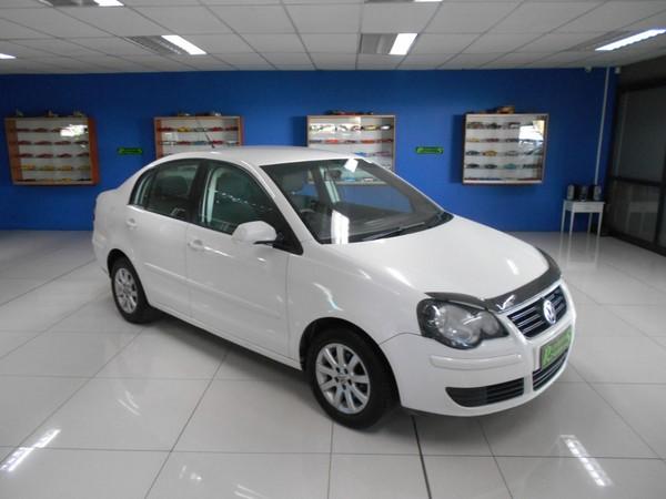 2008 Volkswagen Polo Classic 1.6 Comfortline  Free State Bloemfontein_0