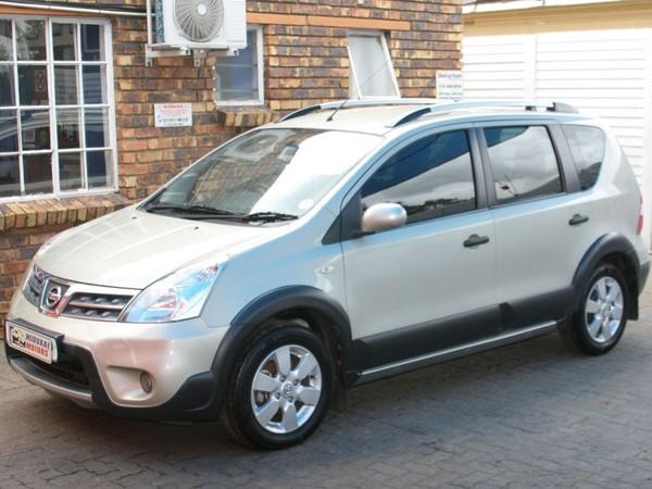 2012 Nissan Livina X-GEAR ACCENTA  Gauteng Vereeniging_0