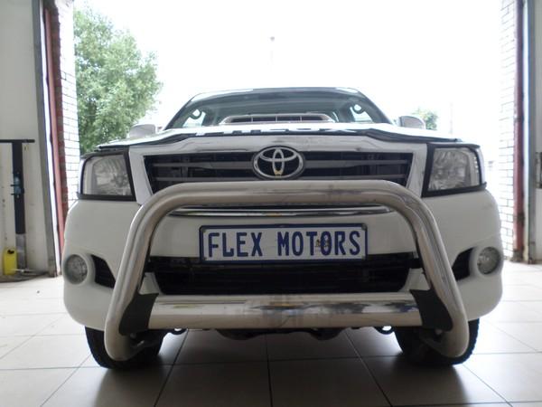 2013 Toyota Hilux 3.0 D-4d Raider Rb Pu Sc  Gauteng Johannesburg_0