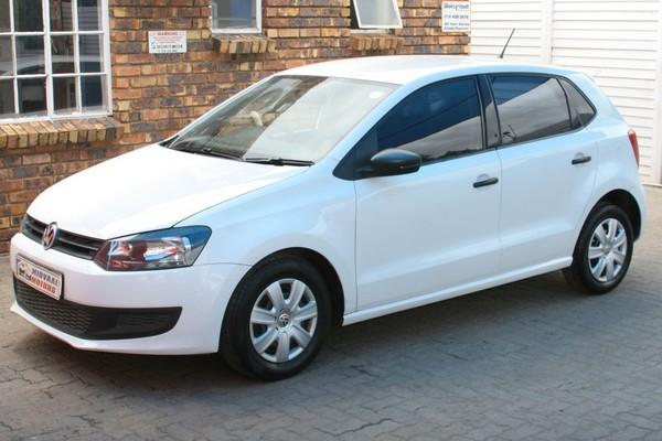 2013 Volkswagen Polo 1.4 Trendline 5dr  Gauteng Vereeniging_0