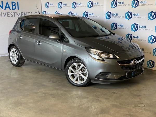 2017 Opel Corsa 1.0T Enjoy 5-Door Gauteng Sandton_0